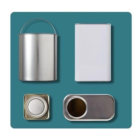 Massilly | Emballage métallique alimentaire & industriel