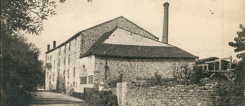 Usine Massilly 1918